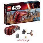 Star Wars LEGO Episode Vii - 75099 - Rey's Speeder
