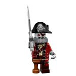 Minifigures LEGO Monster - 02 - Le Pirate Zombie