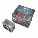 Boites de Rangement Yu-Gi-Oh! Trio Realms Of Havoc Boite De Rangement 3 Place