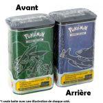 Boites de Rangement Pok�mon Elite Trainer Deck Shield - M�ga Rayquaza Et M�ga Latios + 2 Boosters (en Anglais)