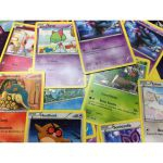 Produits Spéciaux Pokémon Lot De 25 Cartes  Communes Pokemon Impulsion Turbo
