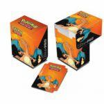 Boites de Rangement Pokémon Deck Box Pokémon Dracaufeu