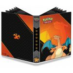 Portfolios Pok�mon Pro-binder - Dracaufeu - 20 Pages De 18 Cases