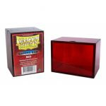 Deck Box  Dragon Shield Gaming Strong Box - Rigide Rouge - 100 Cartes