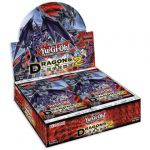 Boosters Anglais Yu-Gi-Oh! Boite De 24 Boosters Dragons Of L�gend 2