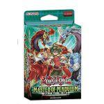 Decks Anglais Yu-Gi-Oh! Master Of Pendulum (maitre Des Pendules) Anglais