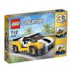 Creator LEGO 31046 - La Voiture Rapide