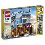 "Creator LEGO 31050 - Le Comptoir ""deli"""