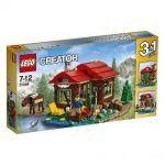 Creator LEGO 31048 - La Cabane Du Bord Du Lac