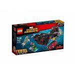 Super Heroes LEGO 76048 - L'attaque En Sous-marin D'iron Skull