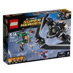 Super Heroes LEGO 76046 - Les Héros De La Justice : La Bataille Dans Le Ciel