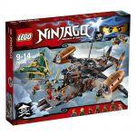 Ninjago LEGO 70605 - Le Vaisseau De La Mal�diction