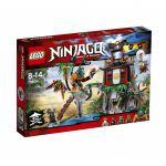 Ninjago LEGO 70604 - L'île De La Veuve Du Tigre