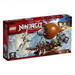 Ninjago LEGO 70603 - L'attaque Du Zeppelin Des Pirates