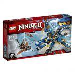 Ninjago LEGO 70602 -  Le Dragon Élémentaire De Jay