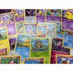 Produits Spéciaux Pokémon Lot De 25 Cartes Communes Rupture Turbo
