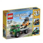 Creator LEGO 31043 - Le Transport De L'h�licopt�re