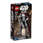 Star Wars LEGO 75118 - Capitaine Phasma
