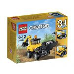 Creator LEGO 31041 - Les V�hicules De Chantier