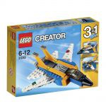 Creator LEGO 31042 - L' Avion � R�action