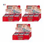Boosters Fran�ais Force of Will Les Sept Rois  - Lot De 3 Boite De 36 Boosters