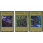 Cartes Spéciales Yu-Gi-Oh! YGLD-EN - Lot Cartes D'invitation De La Série Animé ! [en Anglais]