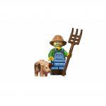 Minifigures LEGO Série 15 -71011 - Le Fermier N°1