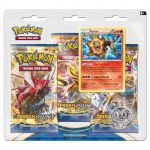 Produits Sp�ciaux Pok�mon Edition Collector Tripack Break Point Pyroar  (rupture Turbo - Nemelios)