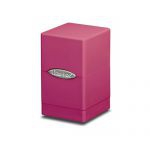 Deck Box  Satin Tower Deck Box Rose Bonbon