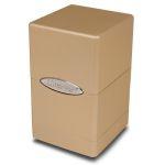 Boites de Rangement Accessoires Satin Tower Deck Box Caramel