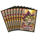 Prot�ges Cartes Format JAP Yu-Gi-Oh! Officiel Konami - Chibi Yugi (par 50)