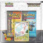 Boosters en Français Pokémon Collection Pokémon Fabuleux – Mew