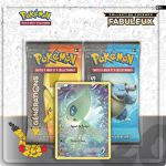 Boosters en Français Pokémon Collection Pokémon Fabuleux – Celebi