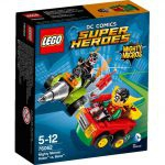 Super Heroes LEGO Mighty Micros - 76062 - Robin� contre Bane�