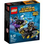 Super Heroes LEGO Mighty Micros - 76061 - Batman™ Contre Catwoman™