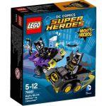 Mighty Micros - 76061 - Batman� Contre Catwoman�