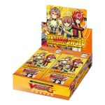 Boosters CardFight Vanguard Boite De 30 Boosters G-bt07 : Glorious Bravery Of Radiant Sword