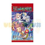 Boosters Fran�ais Force of Will La Bataille D'attoractia