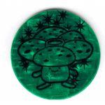 Produits D�riv�s Pok�mon Token Des Deck � Th�me Jungle - Rafflesia