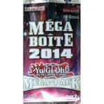 Boosters Fran�ais Yu-Gi-Oh! Mega-pack 2014