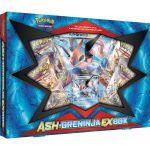 Produits Sp�ciaux Pok�mon Ash-Greninja Ex Box - en Anglais