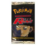 Boosters Fran�ais Pok�mon Team Rocket -  Booster Giovanni