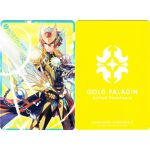 Produits Dérivés CardFight Vanguard Clan Card (carte Du Clan) Gold Paladin - Sunrise Ray Knight, Gurguit