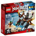 Ninjago LEGO 70599 - Le Dragon De Cole