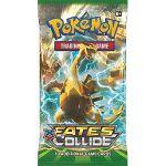 Boosters Anglais Pokémon Xy -  Fates Collides