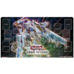 Tapis de Jeu Yu-Gi-Oh! Preview - Les Victoires Scintillantes (shvi) - Dragon Synchro De L'aile De Cristal