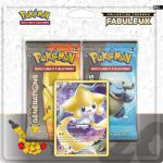 Boosters en Français Pokémon Collection Pokémon Fabuleux – Jirachi