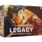 Coopératif Best-Seller Pandemic Legacy - Saison 1 - Boite Rouge