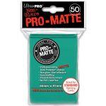 Prot�ges Cartes Accessoires Sleeves Ultra-pro Standard Par 50 Vert Aquatique Matte