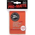 Prot�ges Cartes Accessoires Sleeves Ultra-pro Standard Par 50 P�che Matte